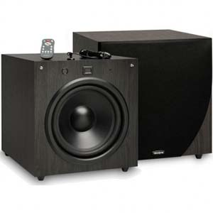 Velodyne EQ-MAX 8 Black